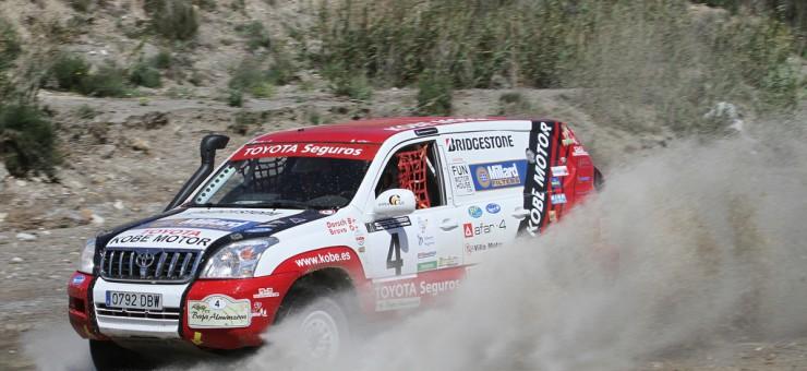 Campeonato de España de Rallyes Todo Terreno 2014, de nuevo en el top nacional