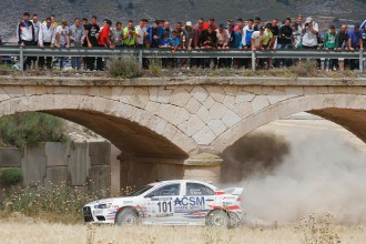 Previo especial Campeonato de España de Rallyes de Tierra 2014