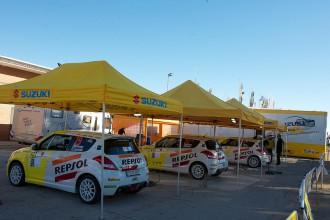 Previo especial Campeonato de España de Rallyes de Asfalto 2014