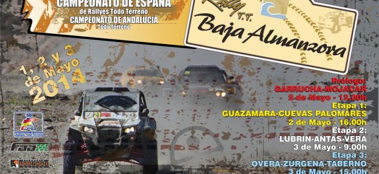 La Baja Almanzora 2014 volverá a ser una de las citas top del CERTT